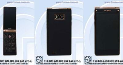 Gionee W900, smartphone Pertama dengan Berlayar Dua1080p