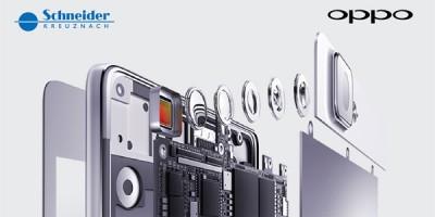 Oppo R5 Gunakan Kamera Standarisasi SchneiderKreuznach