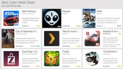 Sambut Musim Liburan, Google Play Adakan Promo CyberWeek